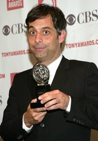 Joe Mantello at the 58th Annual Tony Awards.