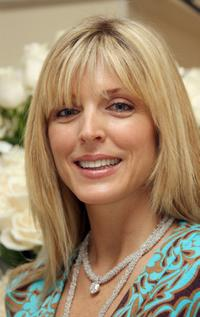 Marla Maples at the celebration brunch in honor of the publication of inheriting Beauty.