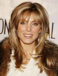 Marla Maples at the LA Confidential Magazines Pre-Golden Globe party honoring Penelope Cruz.