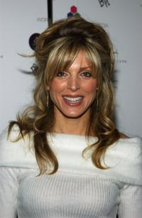 Marla Maples at the Indian designer Anand Jons West Coast debut couture fashion show Apsare: Divine Concubines.