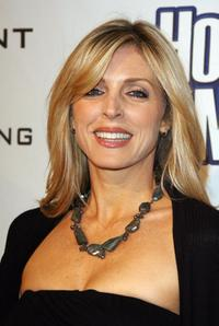 Marla Maples at the premiere of