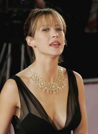 Sophie Marceau at the 19th European Film Awards.