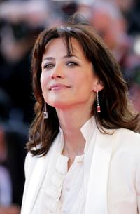 Sophie Marceau at the 60th International Cannes Film Festival.