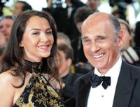 Guy Marchand and Guest at the 61st edition of the Cannes Film Festival.