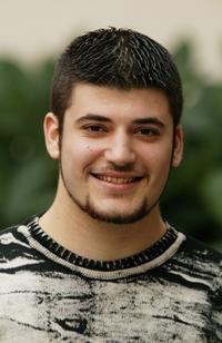 Stanislav Ianevski at the photocall of