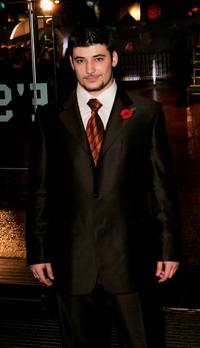 Stanislav Ianevski at the world premiere of
