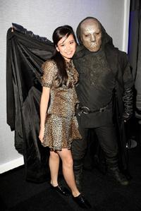 Katie Leung at the after party of the European premiere of