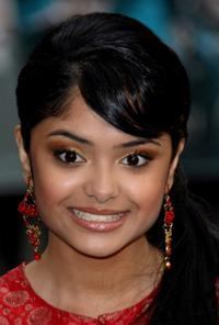 Afshan Azad at the UK premiere of