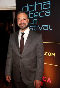 Ahmed Ahmed at the Doha Tribeca Film Festival Presents