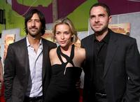Jose Maria Yazpik, Piper Perabo and Manolo Cardona at the world premiere of