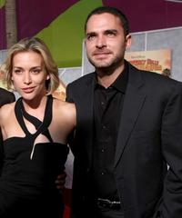 Piper Perabo and Manolo Cardona at the world premiere of