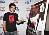 Manolo Cardona at the North American premiere of