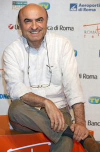 Ivano Marescotti at the Roma Fiction Fest 2008.
