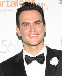 Cheyenne Jackson at the 56th Annual Drama Desk Awards in New York.