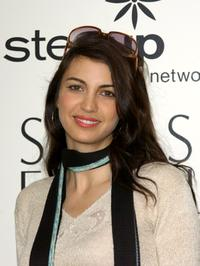 Shiva Rose at the Step Up Women's Network Pre-Mother's Day Lunch.