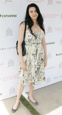 Shiva Rose at the John Varvatos 4th Annual Stuart House Benefit.