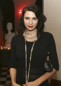 Shiva Rose at the afterparty of