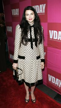 Shiva Rose at the opening night of