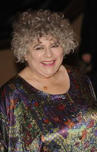 Miriam Margolyes at the Women In Film And TV Awards.