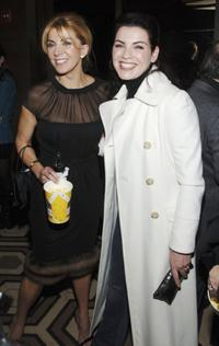 Julianna Margulies and Natasha Richardson at the special screening of