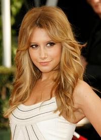Ashley Tisdale at the 14th annual Screen Actors Guild awards.