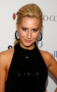 Ashley Tisdale at the Hollywood Life Magazine's 9th annual Young Hollywood Awards.