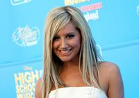 Ashley Tisdale at the world premiere of