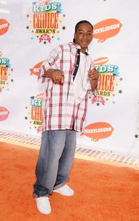 Lil' J.J. at the 19th Annual Kid's Choice Awards.