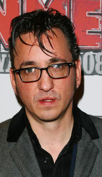 Richard Hawley at the Shockwaves NME Awards 2008 in England.