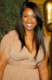 Jennifer Hudson at the 79th Annual Academy Award Nominees Luncheon.