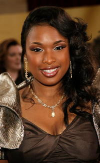 Jennifer Hudson at the 79th Annual Academy Awards.