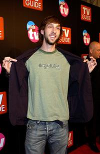 Joel David Moore at the TV Guide & Inside TV 2005 Emmy after party.