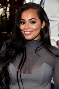 Lauren London at the California premiere of