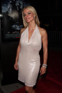 Lisa Marie at the New York premiere of