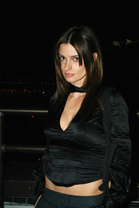 Lisa Marie at the private party for Esteban Cortezar's Spring 2004 Collection in New York City.