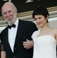 Jean-Pierre Marielle and Audrey Tautou at the world premiere and Opening Gala of