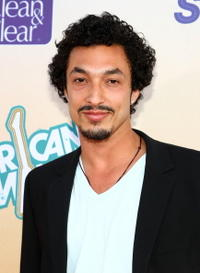 Wade Allain-Marcus at the premiere of MTV's