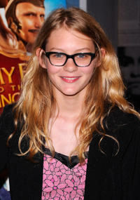 Ryan Simpkins at the New York premiere of