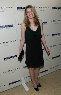 Jodie Whittaker at the Miramax Films pre-Oscar party of