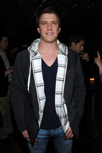 Patrick Heusinger at the Gersh Agency's 2010 UpFronts and Broadway Season Cocktail celebration in New York.