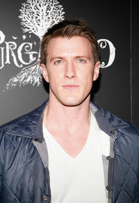 Patrick Heusinger at the VIP Preview party of Purgatorio in New York.
