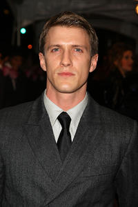Patrick Heusinger at the opening party of Juicy Couture 5th Avenue Flagship Store in New York.