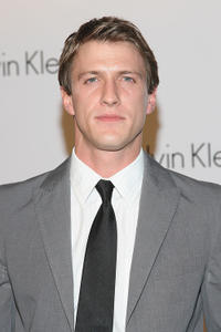 Patrick Heusinger at the Calvin Klein 40th Anniversary during the Mercedes-Benz Fashion Week.