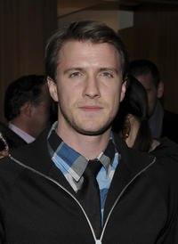 Patrick Heusinger at the after party of the Cinema Society & The Creative Coalition