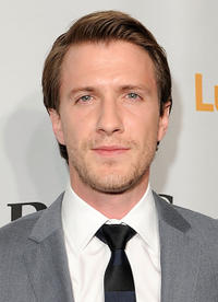 Patrick Heusinger at the Grand Opening of Esquire House LA to benefit International Medical Corps in California.