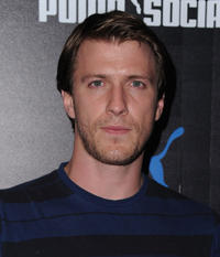 Patrick Heusinger at the launch of Puma Social Club L.A. in California.