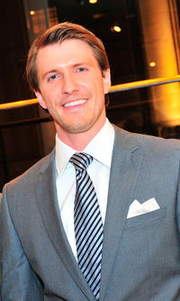 Patrick Heusinger at the Juicy Couture celebration of Fashion's Night Out in New York.