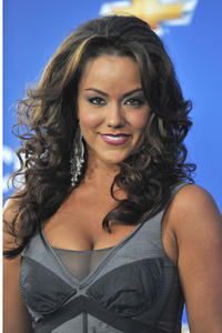 Katy Mixon at the CBS event