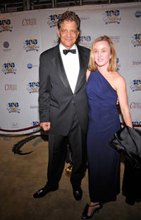 Ed Marinaro and Tracy York at the 22nd Annual Night of 100 Stars Oscar Viewing Gala.
