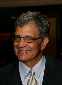 Ed Marinaro at the National Multiple Sclerosis Society's